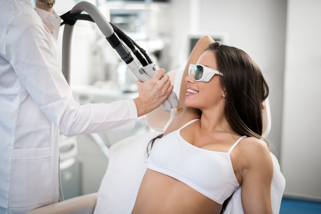 Everything That You Need To Know About Laser Hair Removal In Olds