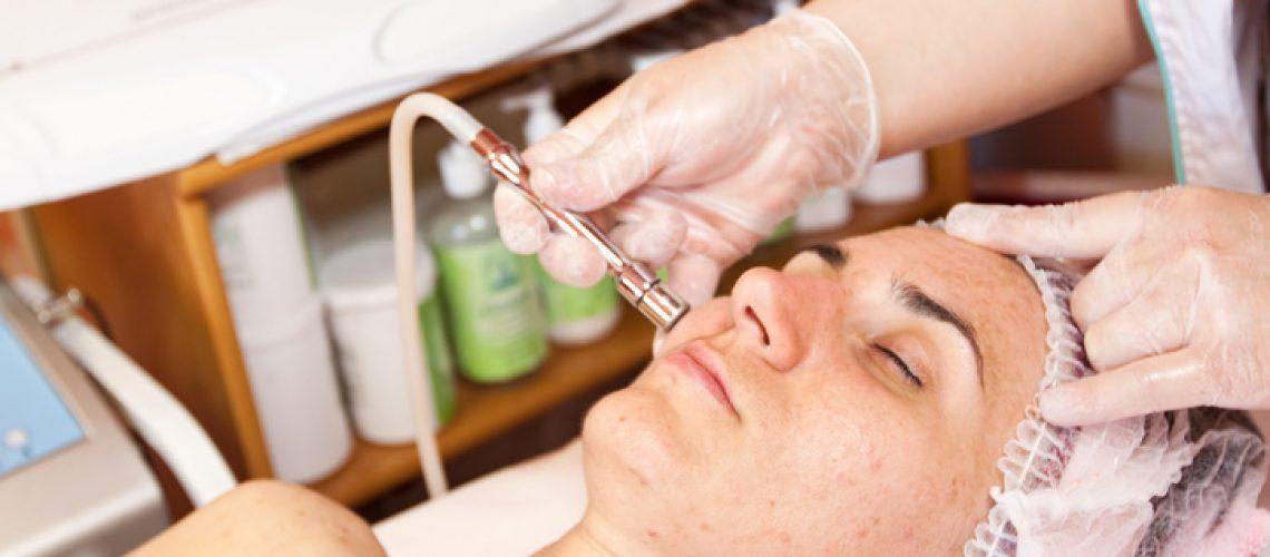 dermabrasion treatment